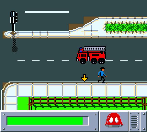 Matchbox Emergency Patrol Game Boy Color GBC Xtreme Retro 6