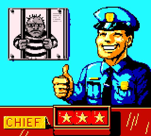 Matchbox Emergency Patrol Game Boy Color GBC Xtreme Retro 9