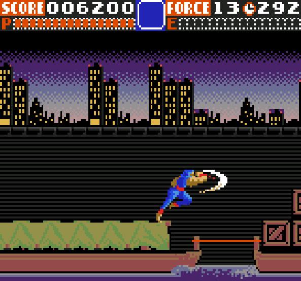 Ninja Gaiden Tecmo Sega Game Gear Xtreme Retro 2