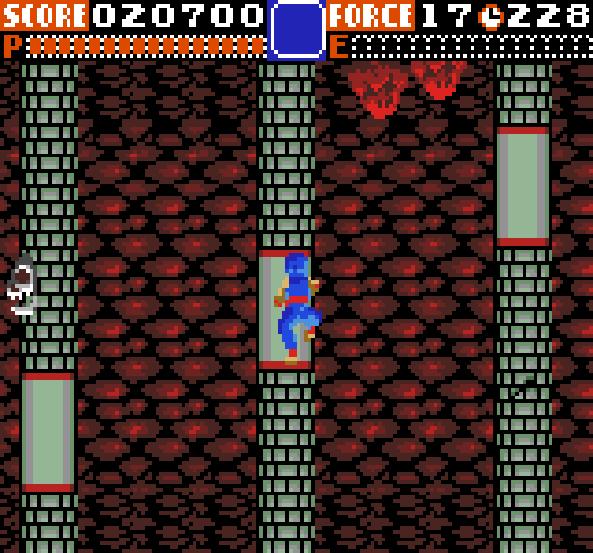 Ninja Gaiden Tecmo Sega Game Gear Xtreme Retro 7