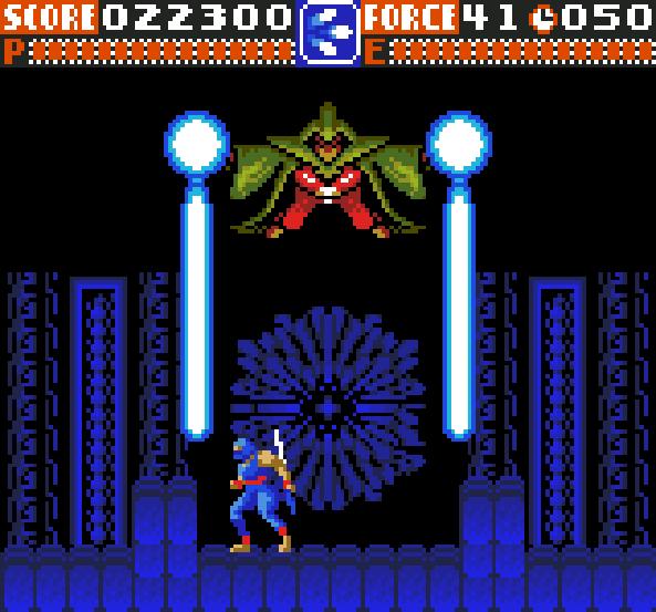 Ninja Gaiden Tecmo Sega Game Gear Xtreme Retro 8