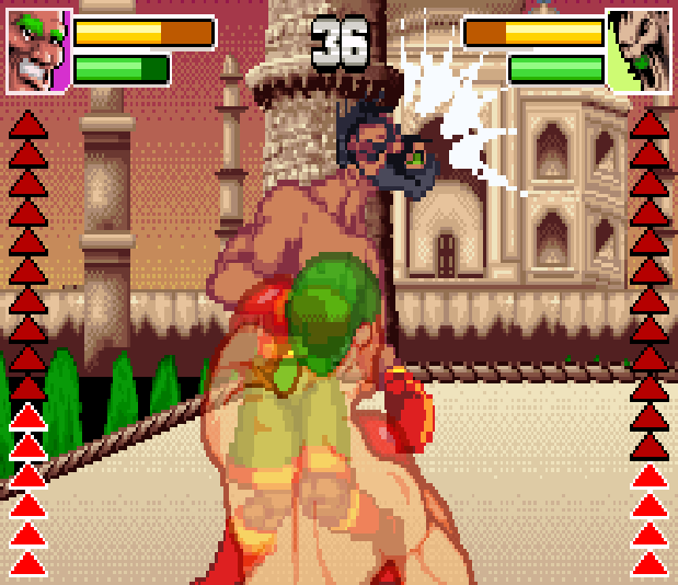 Punch King Game Boy Advance GBA Xtreme Retro 3