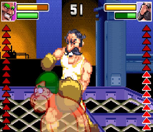 Punch King Game Boy Advance GBA Xtreme Retro 4
