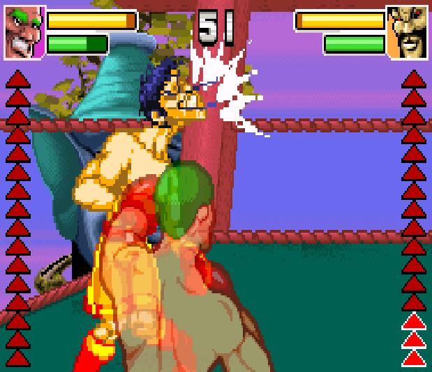 Punch King Game Boy Advance GBA Xtreme Retro 5