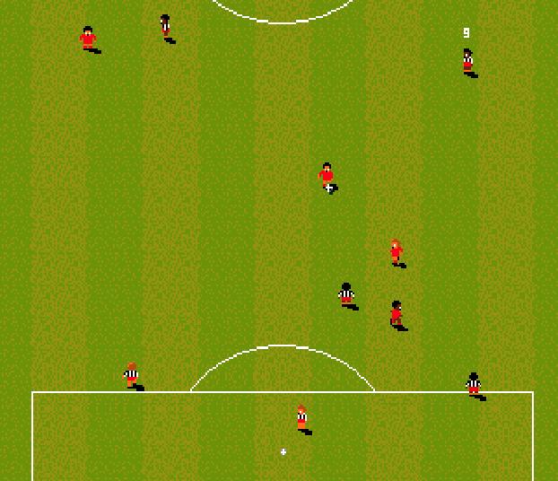 Sensible Soccer Sega Genesis Mega Drive Xtreme Retro 2