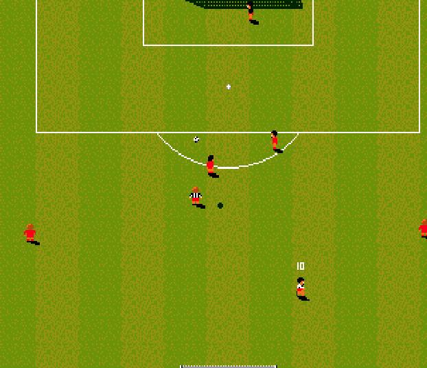 Sensible Soccer Sega Genesis Mega Drive Xtreme Retro 3