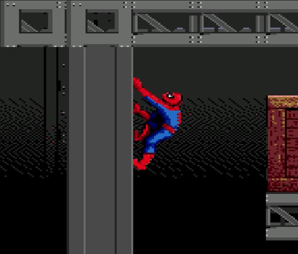 Spiderman VS the Kingpin Sega Genesis Mega Drive Xtreme Retro 2