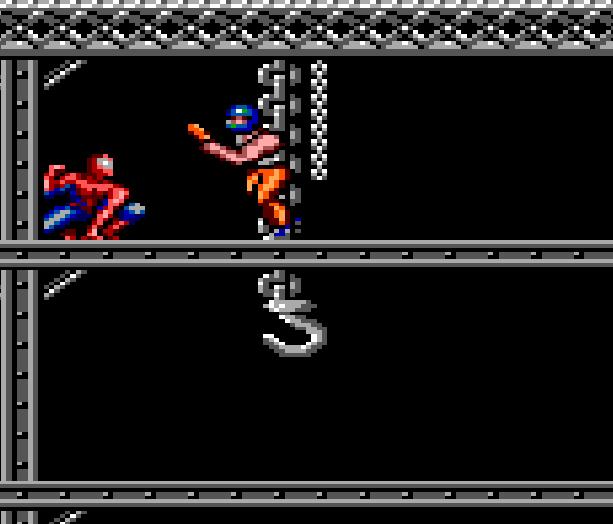Spiderman VS the Kingpin Sega Master System Game Gear Xtreme Retro 2