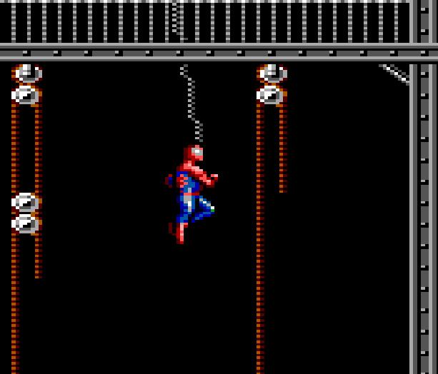 Spiderman VS the Kingpin Sega Master System Game Gear Xtreme Retro 4