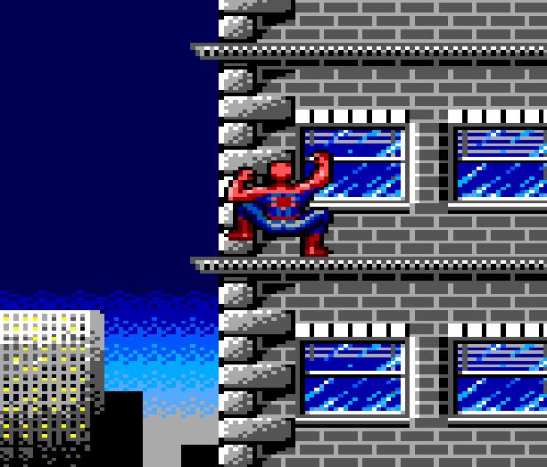 Spiderman VS the Kingpin Sega Master System Game Gear Xtreme Retro 5