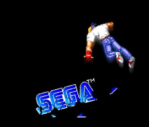 Streets of Rage 2 SEGA Axel Stone Xtreme Retro