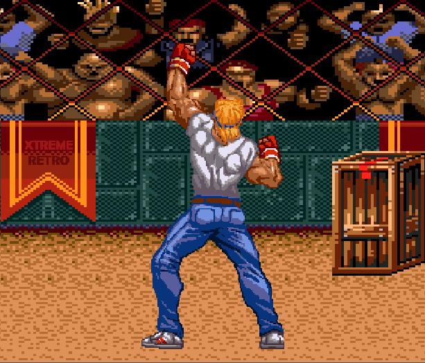 Streets of Rage Bare Knuckle 2 Sega Genesis Mega Drive Master System Game Gear Beat em up Pixel Art Xtreme Retro Ñ