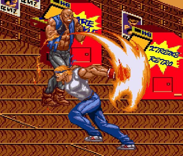 Streets of Rage Bare Knuckle 2 Sega Genesis Mega Drive Master System Game Gear Beat em up Pixel Art Xtreme Retro H