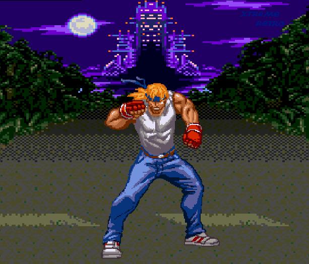 Streets of Rage Bare Knuckle 2 Sega Genesis Mega Drive Master System Game Gear Beat em up Pixel Art Xtreme Retro S