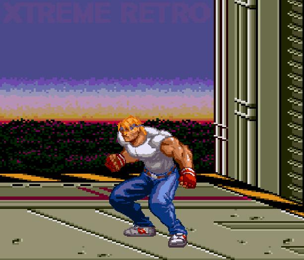 Streets of Rage Bare Knuckle 2 Sega Genesis Mega Drive Master System Game Gear Beat em up Pixel Art Xtreme Retro V