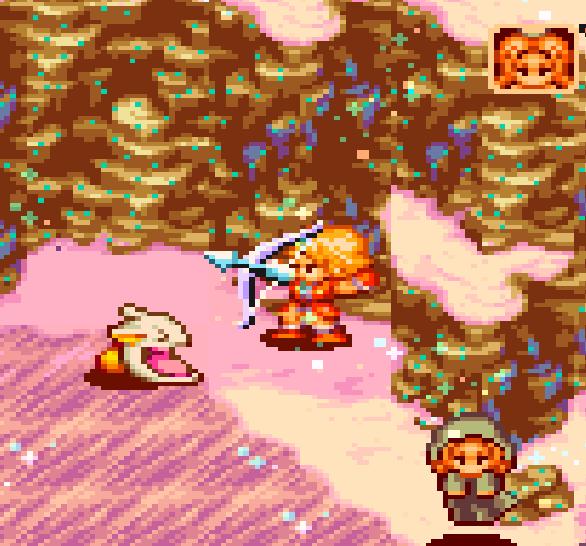 Sword of Mana Game Boy Advance GBA Square Enix Action RPG Xtreme Retro 11