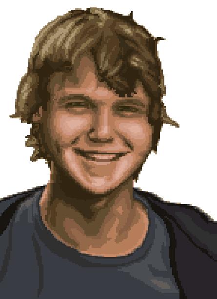 Videogames Writer Pixel Art Xtreme Retro
