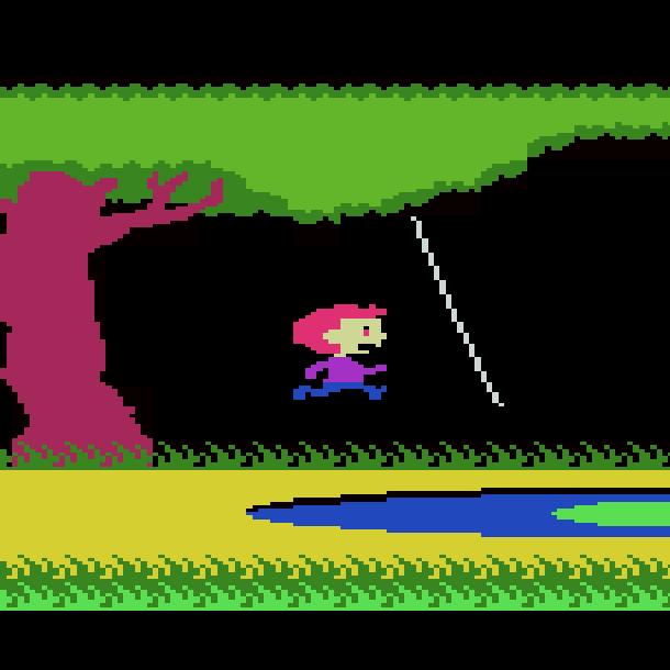 Athletic Land MSX Konami Xtreme Retro