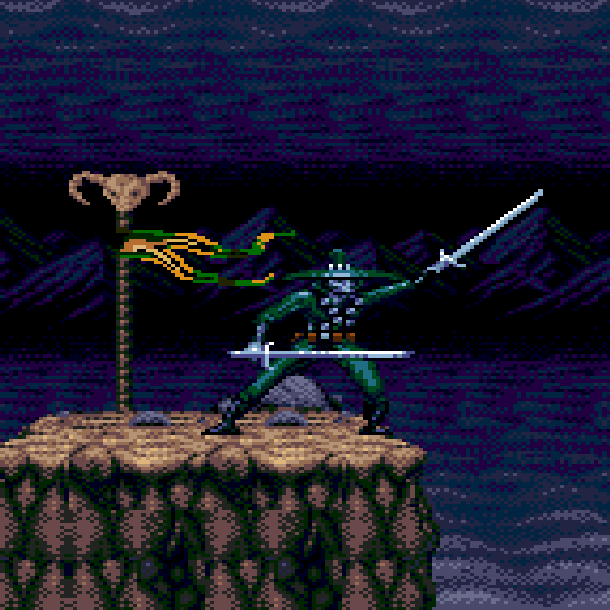 Chakan the Forever Man Extended Play Productions Comic Sega Genesis Mega Drive Game Gear Xtreme Retro 10