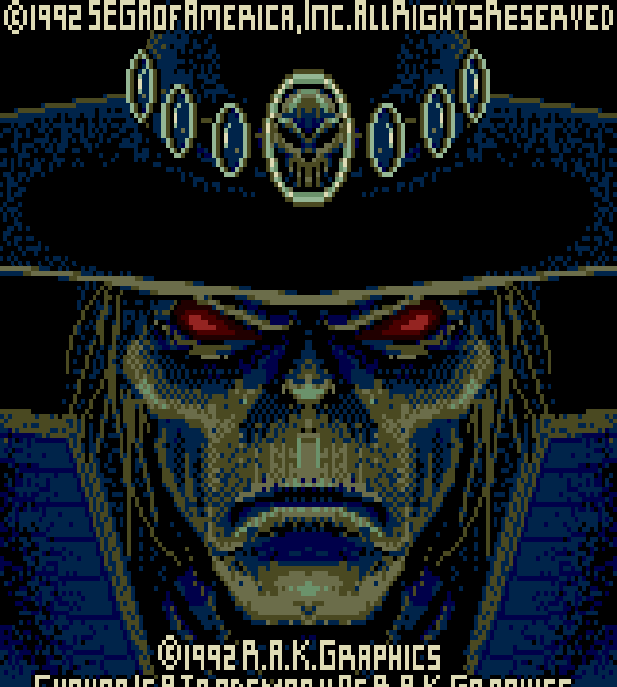 Chakan the Forever Man Extended Play Productions Comic Sega Genesis Mega Drive Game Gear Xtreme Retro 12