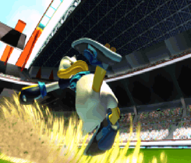 Disney Sports Football Konami Game Boy Advance GBA Xtreme Retro 4