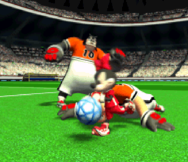 Disney Sports Football Konami Game Boy Advance GBA Xtreme Retro 5