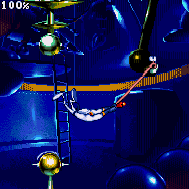 Earthworm Jim CD Special Edition Sega CD Mega CD Xtreme Retro 9
