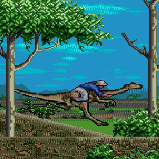 Jurassic Park Rampage Edition Sega Mega Drive Xtreme Retro 3