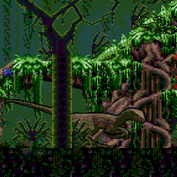 Jurassic Park Rampage Edition Sega Mega Drive Xtreme Retro 5