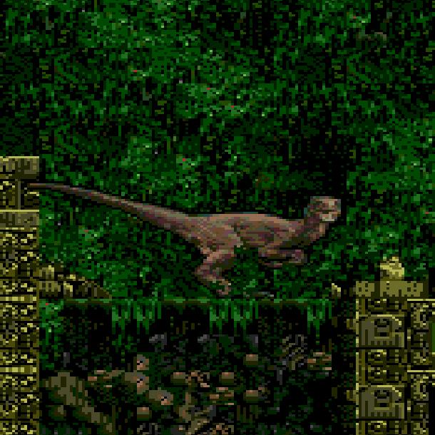 Jurassic Park Rampage Edition Sega Mega Drive Xtreme Retro 6