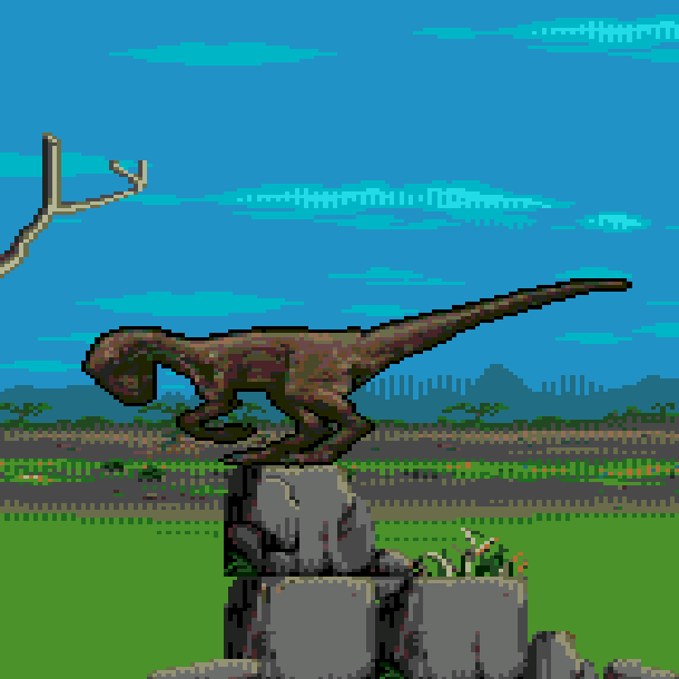 Jurassic Park Rampage Edition Sega Mega Drive Xtreme Retro 7