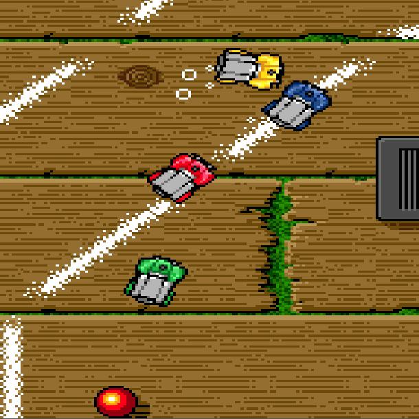 Micro Machines 2 Turbo Tournament Sega Genesis Mega Drive Xtreme Retro 2