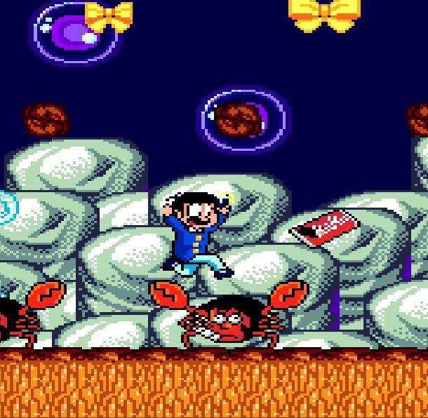 Osomatsu-kun Manga Anime Sega Genesis Mega Drive Xtreme Retro 4