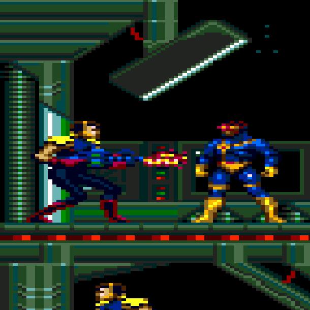 X-Men 2 Game Masters Legacy Game Gear GG Xtreme Retro 5