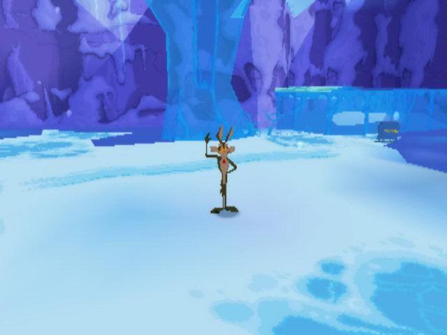 537982-looney-tunes-sheep-raider-playstation-screenshot-snow-level