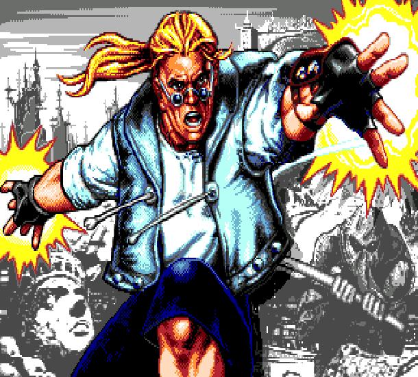 Comix Zone Sega Genesis Mega Drive Beat em up Xtreme Retro