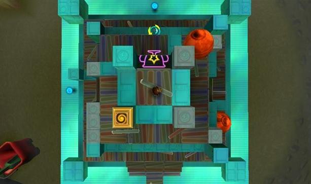 Crush PSP 3DS Sega Xtreme Retro 2