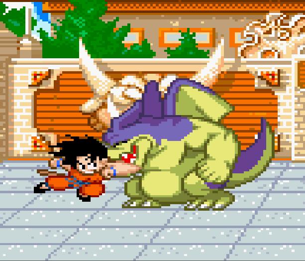 Dragon Ball Advanced Adventure 5A