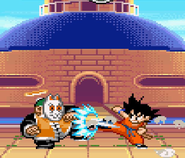 Dragon Ball Advanced Adventure Xtreme Retro 14
