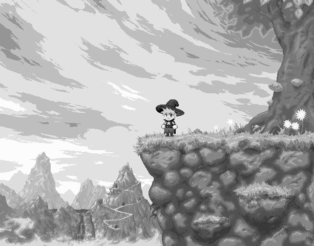 Möira Game Boy GB Pixel Art Xtreme Retro