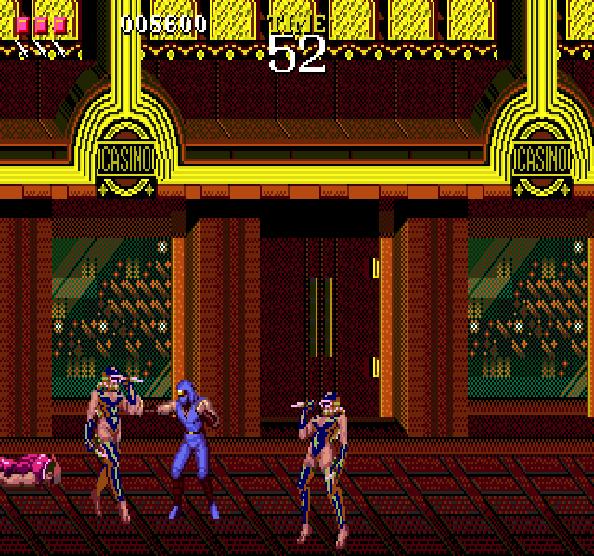 Ninja Gaiden Tecmo Sega Genesis Mega Drive Xtreme Retro 11