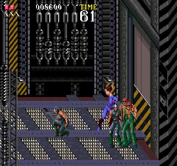 Ninja Gaiden Tecmo Sega Genesis Mega Drive Xtreme Retro 12
