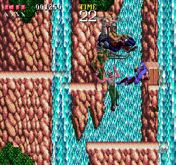 Ninja Gaiden Tecmo Sega Genesis Mega Drive Xtreme Retro 4