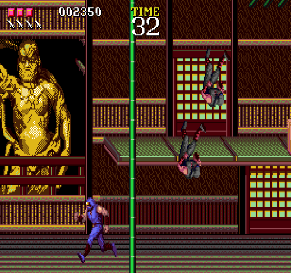 Ninja Gaiden Tecmo Sega Genesis Mega Drive Xtreme Retro 6