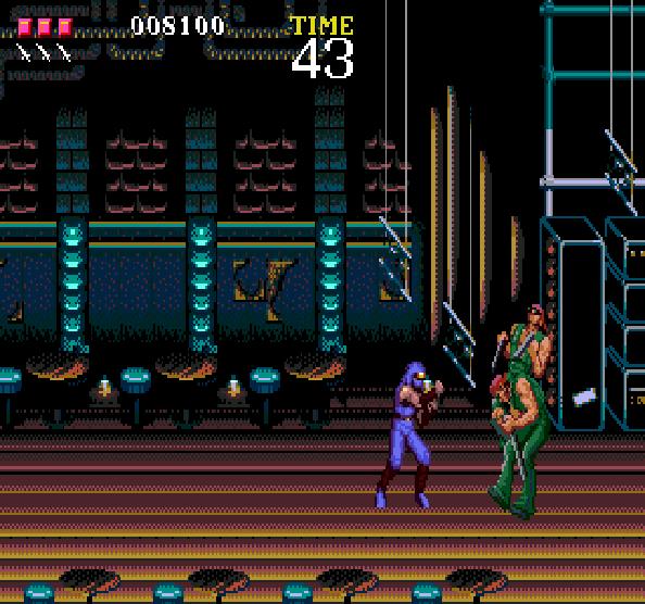Ninja Gaiden Tecmo Sega Genesis Mega Drive Xtreme Retro 9
