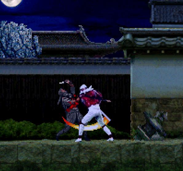 Shinobi Legions Sega Saturn Xtreme Retro 2