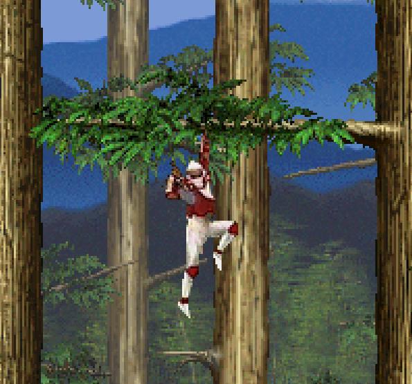 Shinobi Legions Sega Saturn Xtreme Retro 3