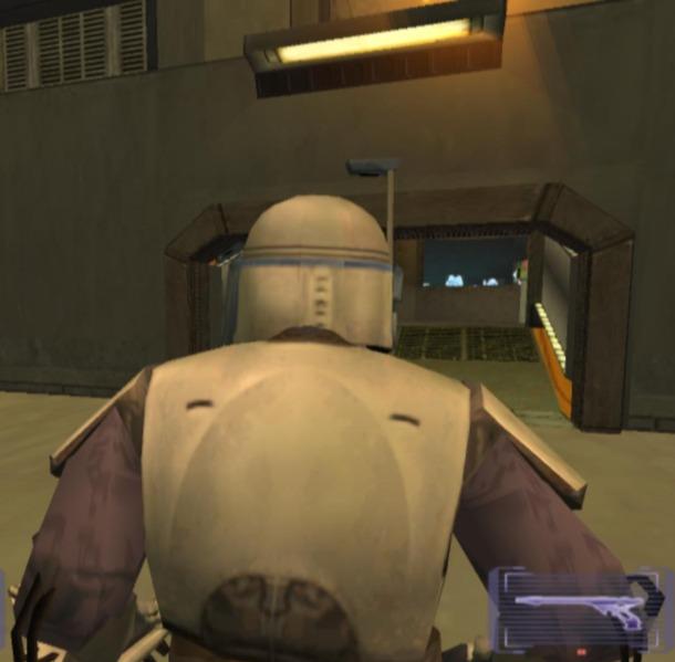 Star Wars Bounty Hunter PS2 GC LucasArts Xtreme Retro 11