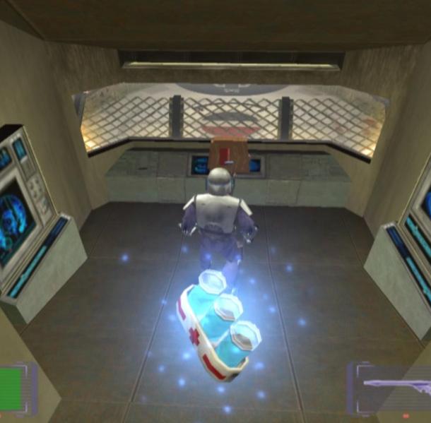 Star Wars Bounty Hunter PS2 GC LucasArts Xtreme Retro 2