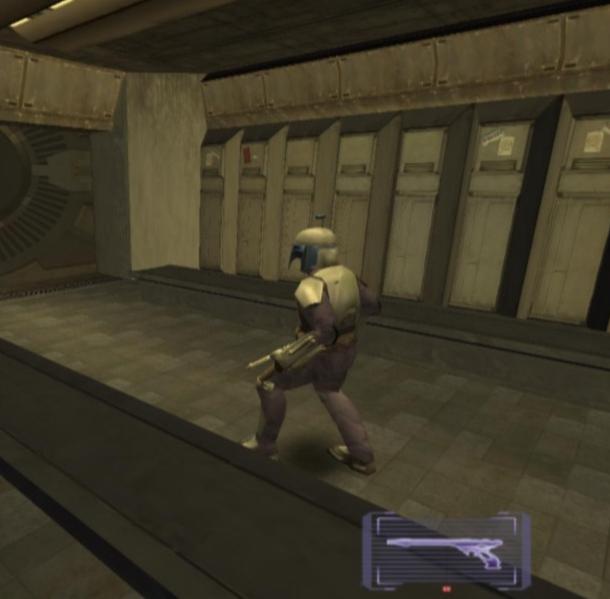 Star Wars Bounty Hunter PS2 GC LucasArts Xtreme Retro 5